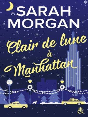 cover image of Clair de lune à Manhattan