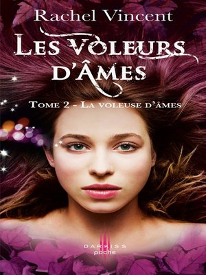 cover image of La voleuse d'âmes