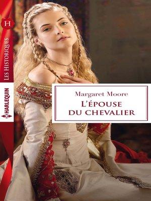cover image of L'épouse du chevalier