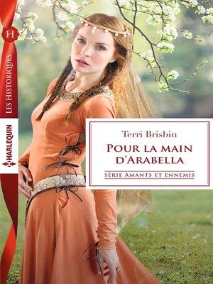 cover image of Pour la main d'Arabella