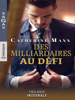cover image of Des milliardaires au défi