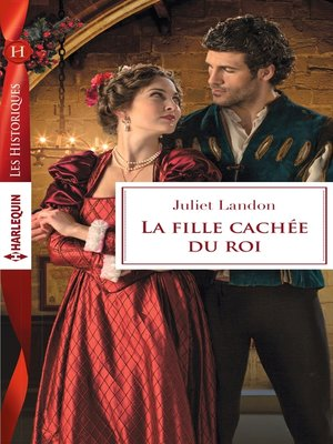 cover image of La fille cachée du roi