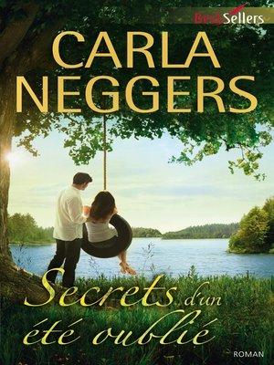 cover image of Secrets d'un été oublié