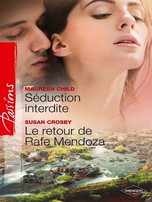 cover image of Séduction interdite--Le retour de Rafe Mendoza