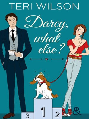 cover image of Darcy, what else ?