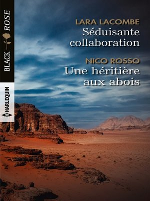 cover image of Séduisante collaboration--Une héritière aux abois