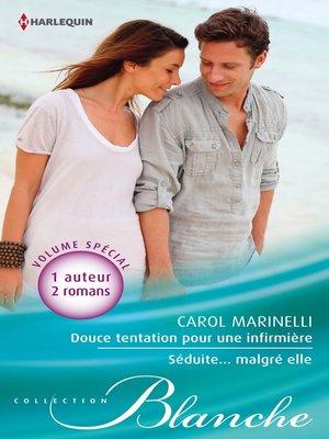 cover image of Douce tentation pour une infirmière--Séduite... malgré elle