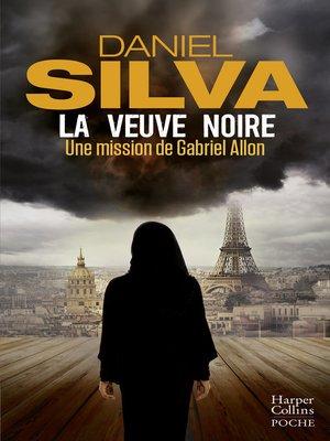 cover image of La veuve noire