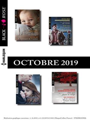 cover image of 11 romans Black Rose (n°555 à 558--Octobre 2019)