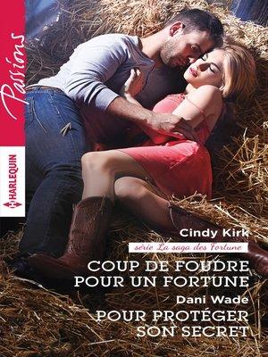 cover image of Coup de foudre pour un Fortune--Pour protéger son secret