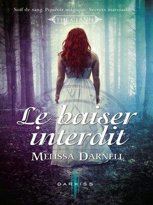 cover image of Le baiser interdit