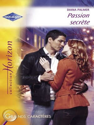 cover image of Passion secrète (Harlequin Horizon)