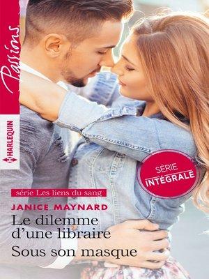 cover image of Le dilemme d'une libraire--Sous son masque