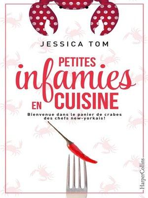 cover image of Petites infamies en cuisine
