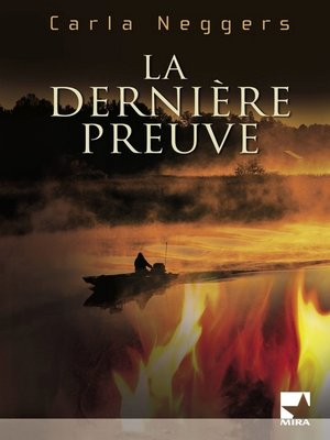 cover image of La dernière preuve (Harlequin Mira)