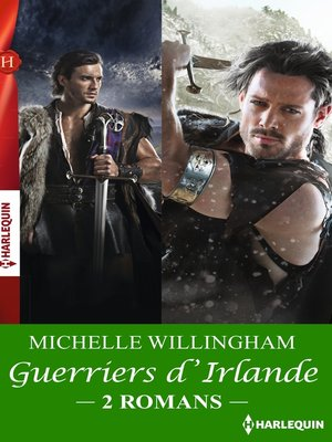 cover image of Intégrale Guerriers d'Irlande