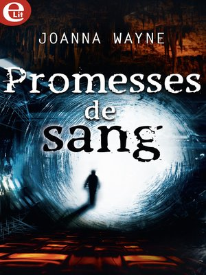 cover image of Promesse de sang