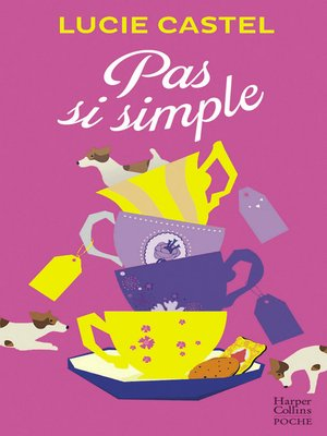 cover image of Pas si simple