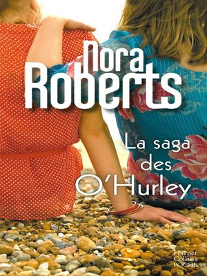 cover image of La saga des O'Hurley