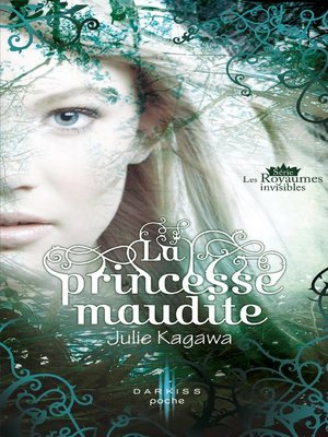 cover image of La princesse maudite