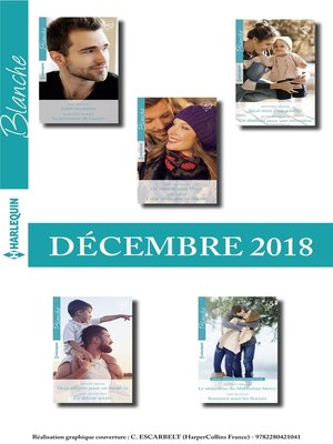 cover image of 10 romans Blanche (n°1401 à 1405--Décembre 2018)