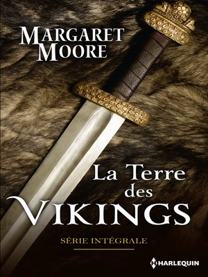 cover image of La terre des Vikings