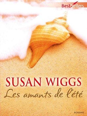 cover image of Les amants de l'été