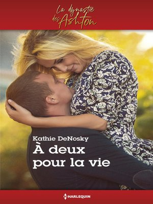 cover image of A deux pour la vie