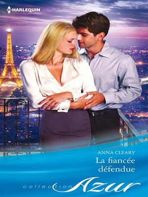 cover image of La fiancée défendue