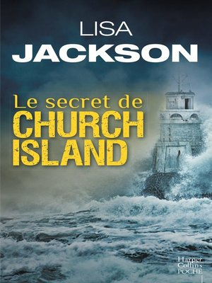 cover image of Le secret de Church Island