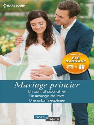 cover image of Mariage princier