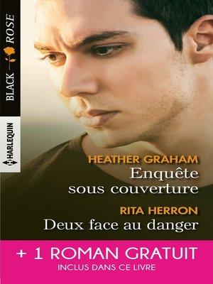 cover image of Enquête sous couverture--Deux face au danger--Protection privée