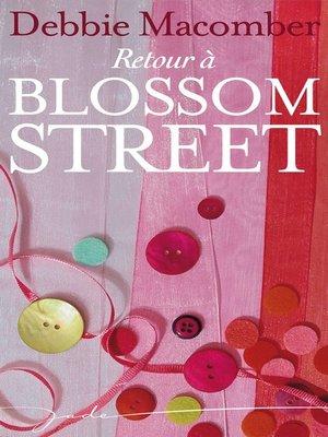 cover image of Retour à Blossom Street