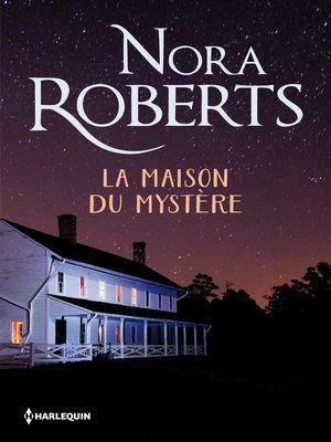 cover image of La maison du mystère