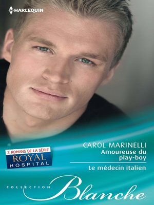cover image of Amoureuse du play-boy--Le médecin italien