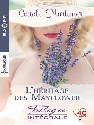 "cover image of Intégrale ""L'héritage des Mayflower"""