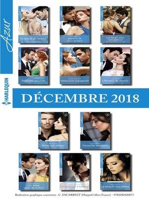 cover image of 11 romans Azur (n°4026 à 4036--Décembre 2018)