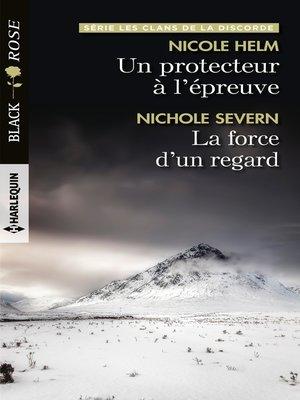 cover image of Un protecteur à l'épreuve--La force d'un regard