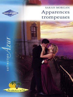 cover image of Apparences trompeuses (Harlequin Azur)