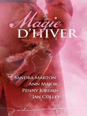 cover image of Magie d'hiver (4 romans)