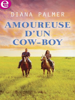 cover image of Amoureuse d'un cow-boy