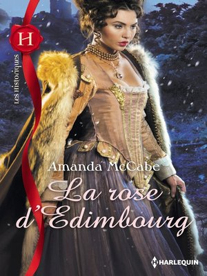 cover image of La rose d'Edimbourg