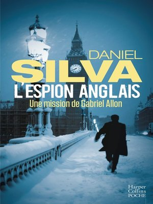 cover image of L'espion anglais