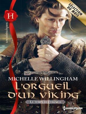 cover image of L'orgueil d'un viking