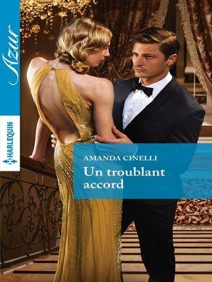 cover image of Un troublant accord