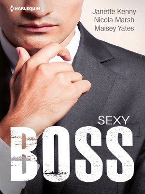 cover image of Sexy Boss
