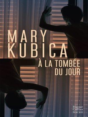 cover image of À la tombée du jour