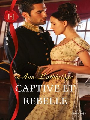 cover image of Captive et rebelle