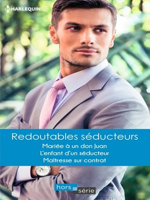 cover image of Redoutables séducteurs