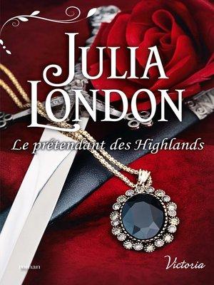 cover image of Le prétendant des Highlands